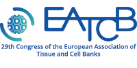 29th International Congress of the European Association of Tissue and Cell Banks Logo